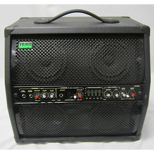 used trace elliot ta100 100w 2x5 stereo acoustic guitar combo amp guitar center. Black Bedroom Furniture Sets. Home Design Ideas