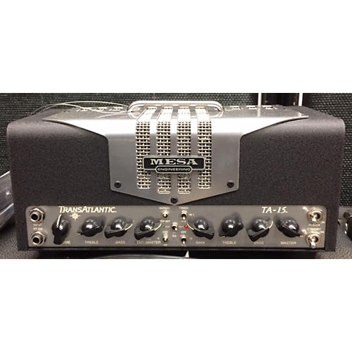 Mesa Boogie TA15 Trans Atlantic 25W Tube Guitar Amp Head-thumbnail