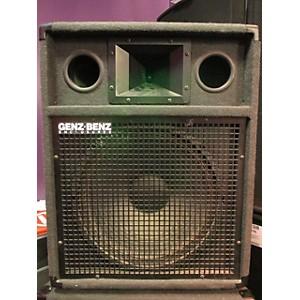 Pre-owned Genz Benz TAC 15H Unpowered Speaker by Genz Benz