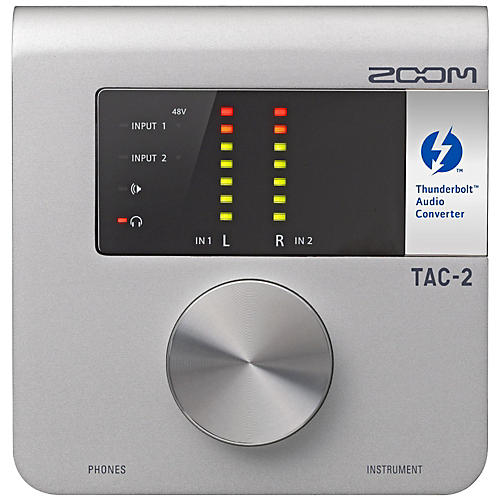 Zoom TAC-2 Two Channel Thunderbolt Interface