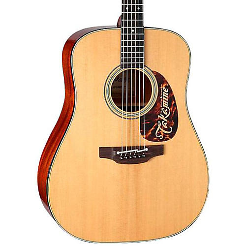 Takamine TAKEF340STT Thermal Top Dreadnought Acoustic-Electric Guitar-thumbnail
