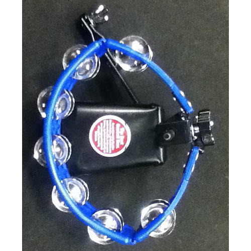 LP TAMBOURINE AND COWBELL WITH MOUNTING BRACKET Tambourine