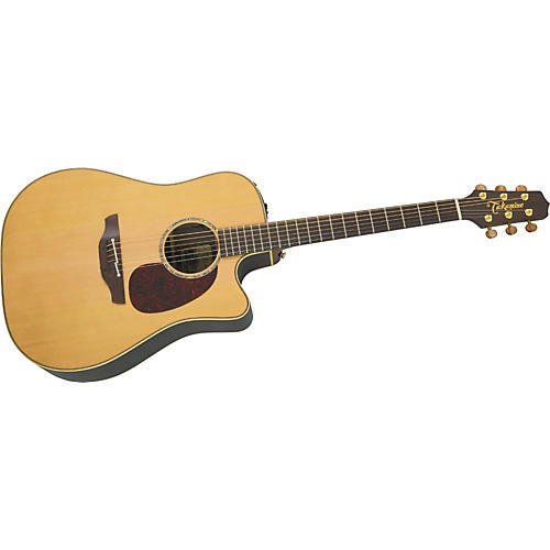 Takamine TAN15C Supernatural Series Acoustic-Electric Guitar with Cool Tube Preamp Gloss Natural