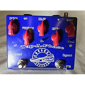 Pre-owned Cusack TAP A PHASE V3 Effect Pedal by Cusack