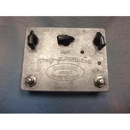 Cusack TAP-A-WHIRL Effect Pedal