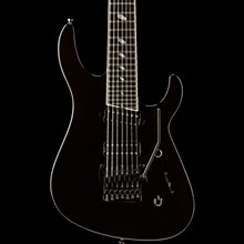 Caparison Guitars TAT Special 7 String Electric Guitar Transparent Spectrum Black
