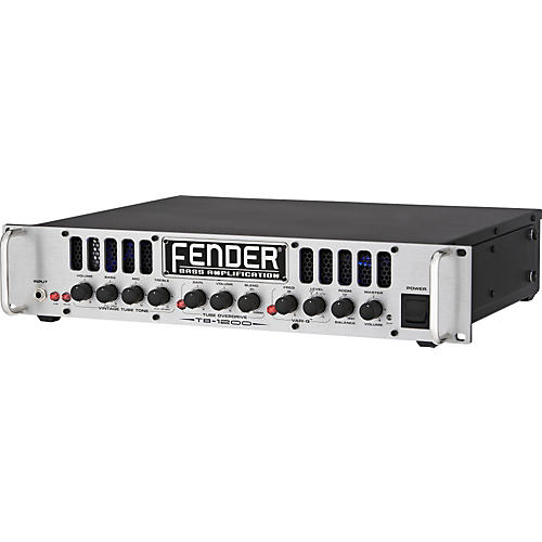 Fender TB-1200 120V Bass Amp Head-thumbnail