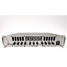 Fender TB-1200 Tube Bass Amp Head
