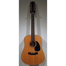 Bedell TB 28 12 G 12 String Acoustic Guitar