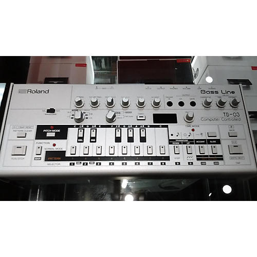 Roland TB03 Synthesizer