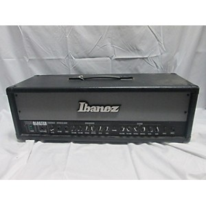 Pre-owned Ibanez TB100H 100 Watt Solid State Guitar Amp Head by Ibanez