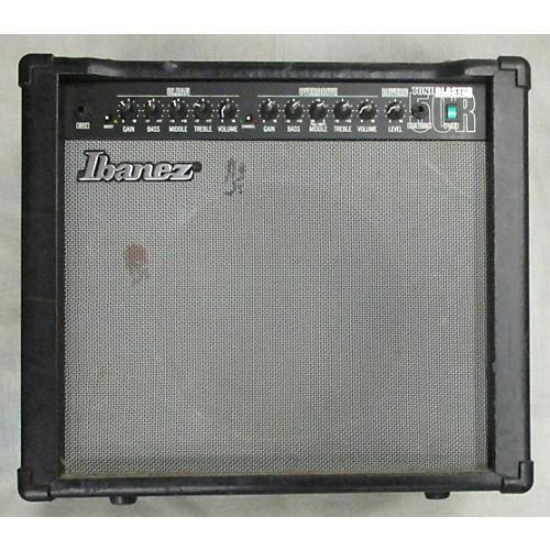 used ibanez tb50r tone blaster 1x12 50w guitar combo amp guitar center. Black Bedroom Furniture Sets. Home Design Ideas