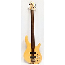 Ocean TB70 FRETLESS Electric Bass Guitar