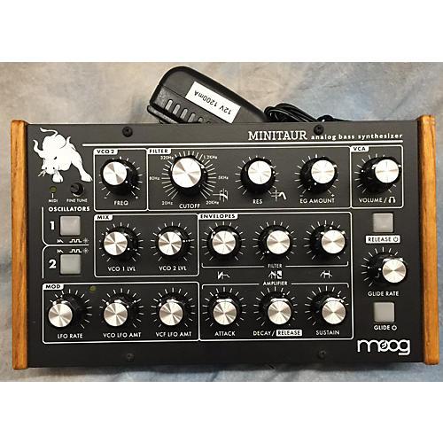 Moog TBP002 Minitaur Bass Synthesizer-thumbnail