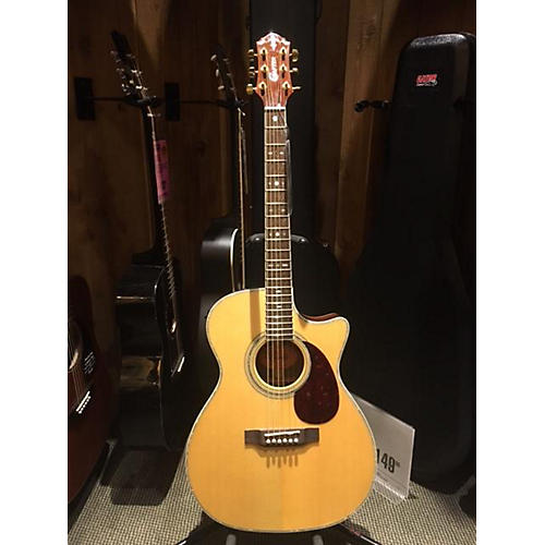 Crafters of Tennessee TC-035 Acoustic Electric Guitar-thumbnail