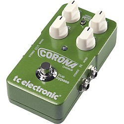 TC Electronic Corona Chorus TonePrint Series Guitar Effects Pedal (960700001)