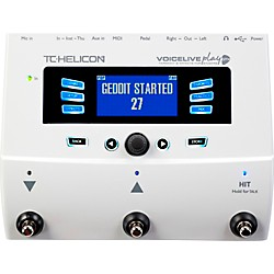 TC Helicon VoiceLive Play GTX Guitar/Vocal Harmony and Effects Pedal