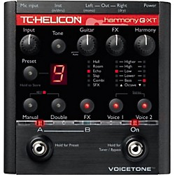 TC Helicon VoiceTone Harmony G-XT Vocal Harmony and Effects Pedal for Guitarists (996000905)