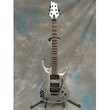 Spear TC SILVER Solid Body Electric Guitar