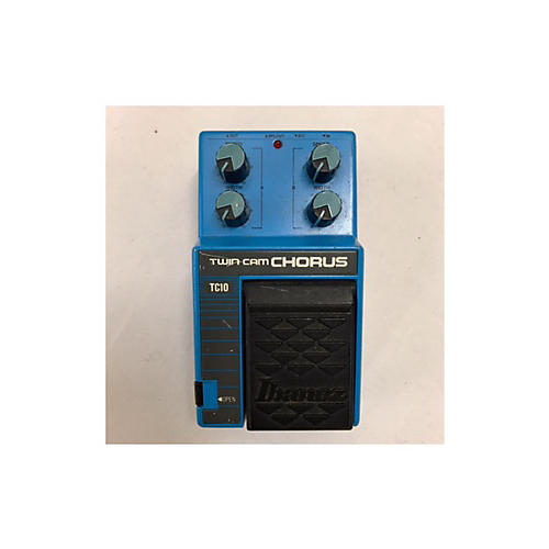 Ibanez TC10 Twin Cam Chorus Effect Pedal
