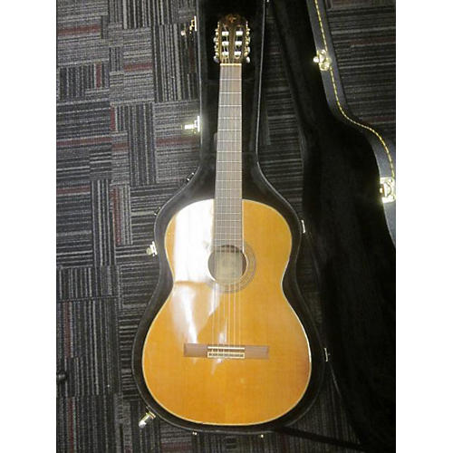 Takamine TC132S Classical Acoustic Guitar-thumbnail
