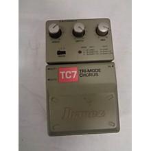 Ibanez TC7 Tri Mode Chorus Effect Pedal