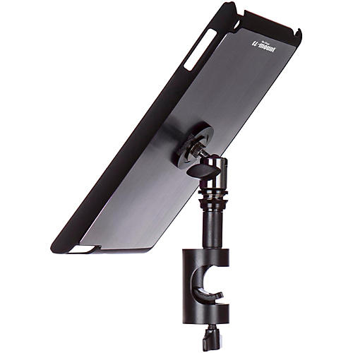 On-Stage Stands TCM9161 Quick Disconnect Tablet Mounting System with Snap-On Cover-thumbnail