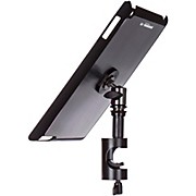 On-Stage Stands TCM9161 Quick Disconnect Tablet Mounting System with Snap-On Cover