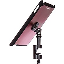 On-Stage TCM9161 Quick Disconnect Tablet Mounting System with Snap-On Cover Level 1 Muave
