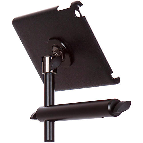 On-Stage TCM9260 Tablet Mounting System with Snap-On Cover for iPad Mini