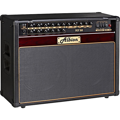 Albion Amplification TCT Series TCT50C 50W Tube Guitar Combo Amp