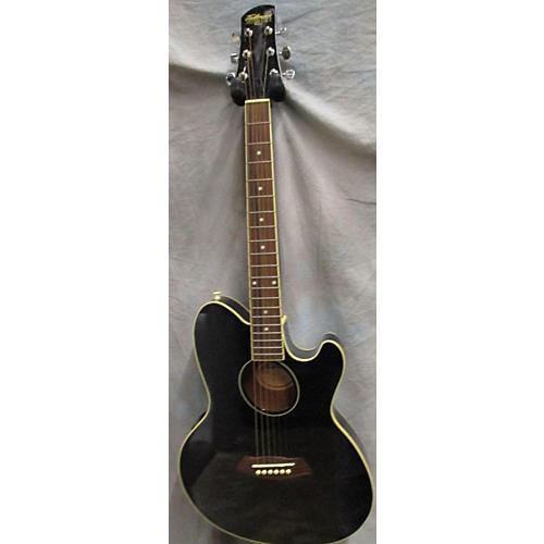 Ibanez TCY10BK1201 TALMAN Acoustic Electric Guitar