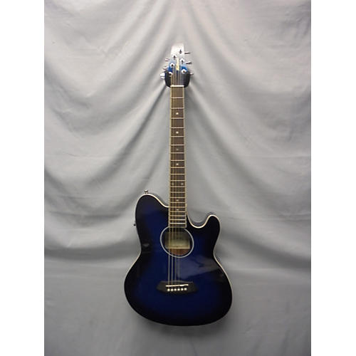 Ibanez TCY10E Talman Acoustic Electric Guitar-thumbnail