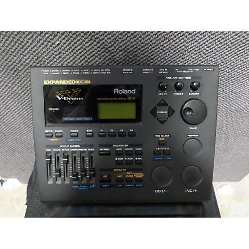 Roland TD-10 Electric Drum Module-thumbnail