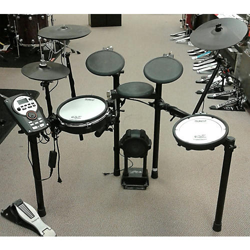 Roland TD-11K Electric Drum Set-thumbnail