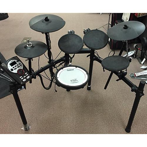 used roland td 11k electronic drum set guitar center. Black Bedroom Furniture Sets. Home Design Ideas