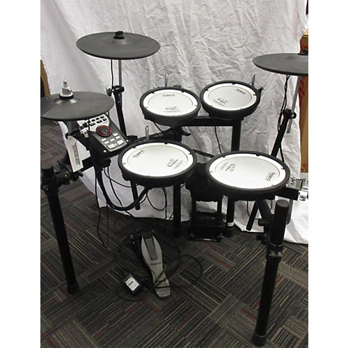 used roland td 11kv electric drum set guitar center. Black Bedroom Furniture Sets. Home Design Ideas