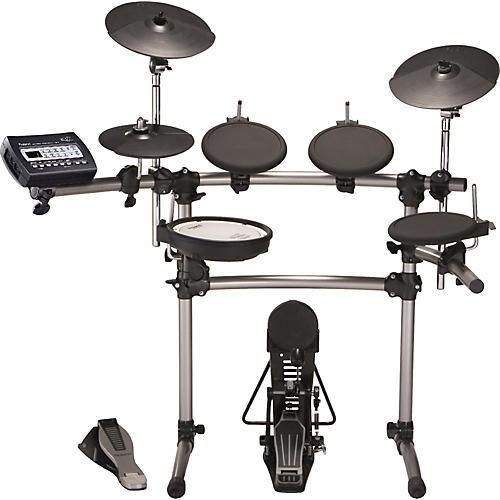 Roland TD-3SW V-Compact Electronic Drum Set w/aluminum rack