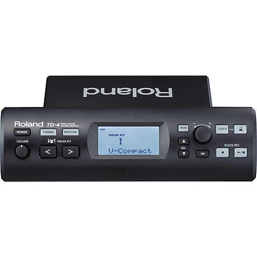 Roland TD-4 Percussion Sound Module-thumbnail