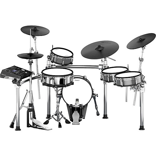 how to use electronic drum kit in garage band