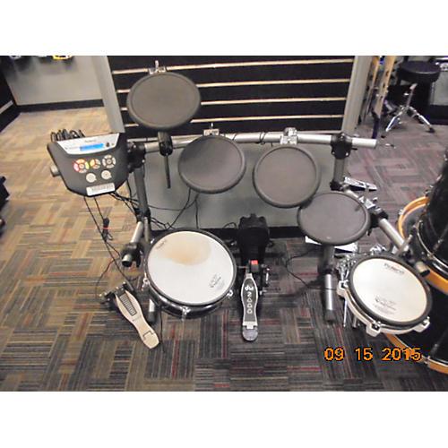 used roland td 6v electronic drum set guitar center. Black Bedroom Furniture Sets. Home Design Ideas