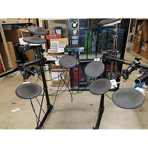 Used Roland Td 7 Electric Drum Set Guitar Center