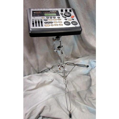 Roland TD-8 MODULE W/ STAND Electric Drum Module-thumbnail