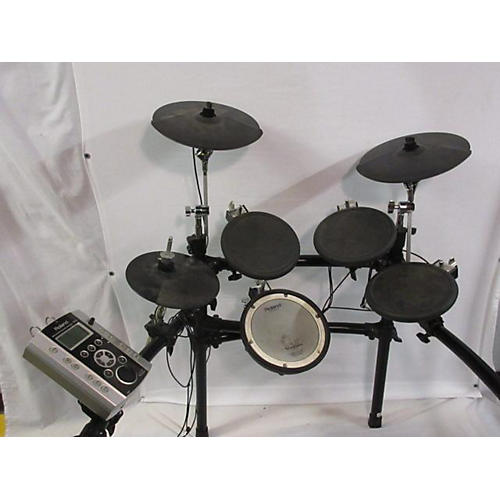 used roland td 9 electric drum set guitar center. Black Bedroom Furniture Sets. Home Design Ideas