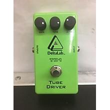 Deltalab TD1 Tube Driver Effect Pedal