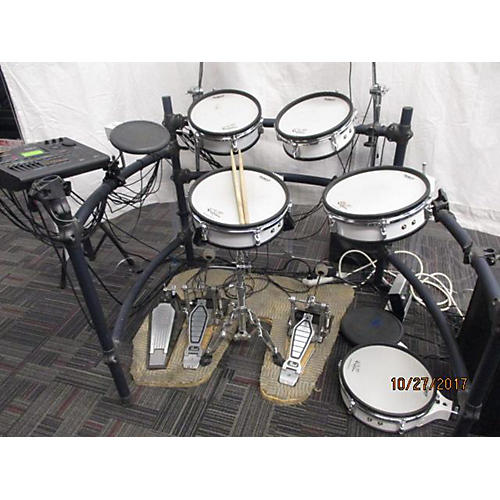 used roland td10 electric drum set guitar center. Black Bedroom Furniture Sets. Home Design Ideas