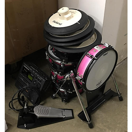 Roland TD10 Expanded Electric Drum Set-thumbnail
