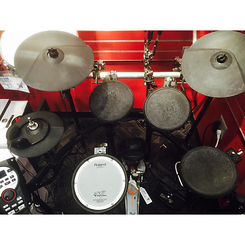 Roland TD11 Electric Drum Set-thumbnail