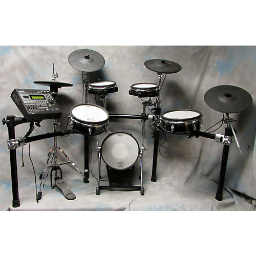 used roland td12 electric drum set guitar center. Black Bedroom Furniture Sets. Home Design Ideas