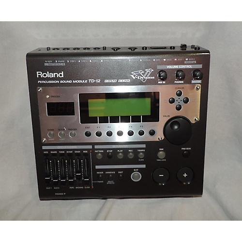 Roland TD12 Module Electric Drum Module-thumbnail